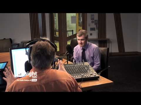 Insight Radio at the Scottish Parliament - Willie Rennie (Scottish Liberal Democrat Leader)