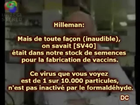 Vaccins... Injection de virus ? SIDA