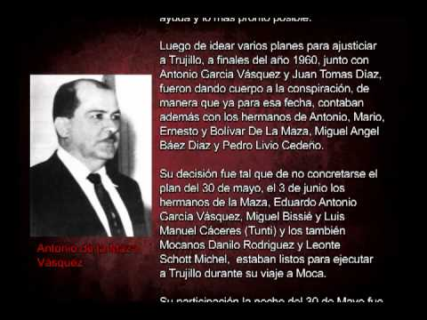 Biografia Antonio De La Maza.mov video