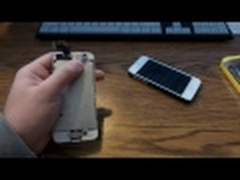 iPhone 5 Screen Replacement Ebay Screen Review (Watch before you buy!)