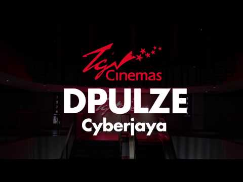 TGV Cinemas DPulze Shopping Mall, Cyberjaya Sneak Peek