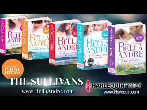 The Sullivans by Bella Andre (Book Trailer)