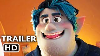 ONWARD Trailer # 2 (NEW 2020) Pixar Disney Movie HD