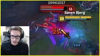 TSM Bjergsen + Lethality 7.14 = ???  | SSG Crown Vs SKT Faker - Best of LoL Streams #141