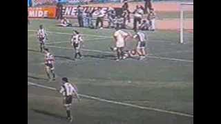 alianza 1vs universitario 0 gol de loverita ramirez de 1995 resumen