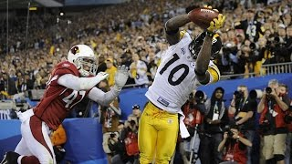Super Bowl XLIII: Cardinals vs. Steelers highlights
