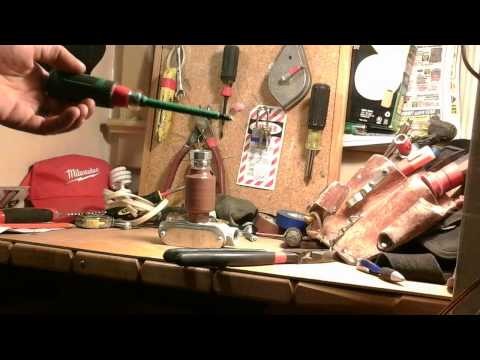 Commercial Electric Screwdriver Review