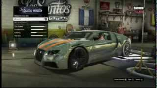 GTA 5 Bugatti Veyron Gameplay   GTA V How to Get a Bugatti      Bugatti Location   TUTORIAL