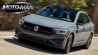 2019 VW Jetta GLI FIRST DRIVE REVIEW: Closing in on the VW GTI!