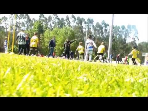 AA AVANCA - Escola de Futebol - Encontro Final 2014