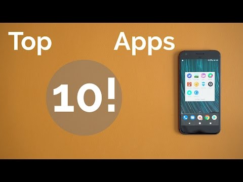 Top 10 BEST Android Apps - January 2017