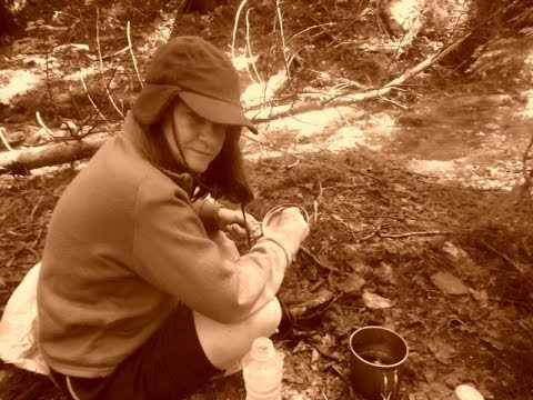 Southbound  on the  Appalachian Trail  2013: Part One