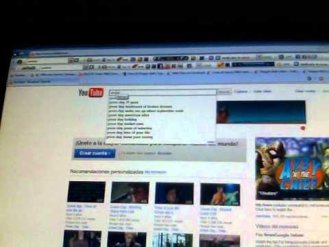 Como copiar un link de un video de musica o de otra cosa