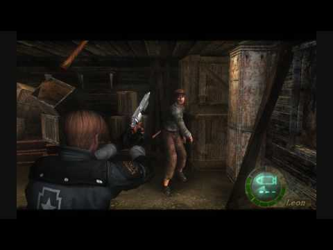 Resident Evil 4 PC Patch 1.1.0+Texture Patch 2.0+ENB Series