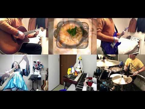 [HD]Yuru Camp OP [SHINY DAYS] Band Cover