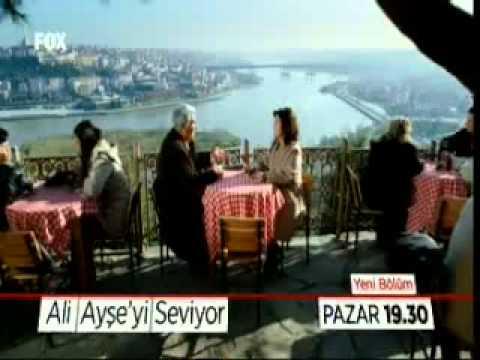 Ali Ayşe'yi Seviyor 4. Bölüm Fragman (17Şubat2013)