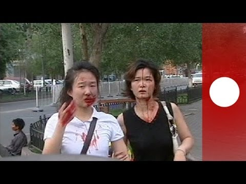 China names Tiananmen Square car crash suspects