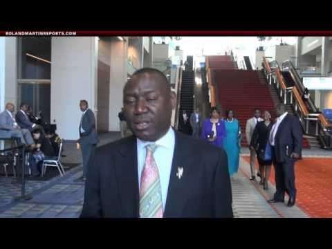 Attorney Benjamin Crump On Pre-Trial Proceedings In The Trayvon Martin Case