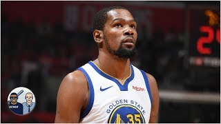 Kevin Durant should not let Warriors control his destination - Jalen Rose | Jalen & Jacoby