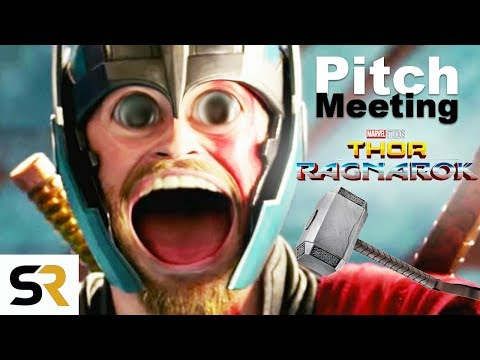 Thor: Ragnarok Pitch Meeting