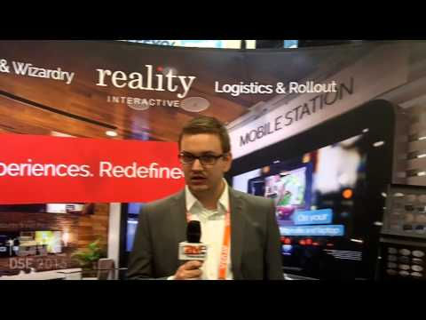 DSE 2015: Reality Interactive Brings Digital Components Into Retail Space