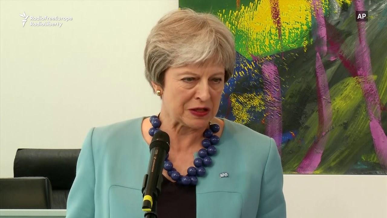 British PM: New Nerve-Agent Poisoning Case 'Deeply Disturbing'
