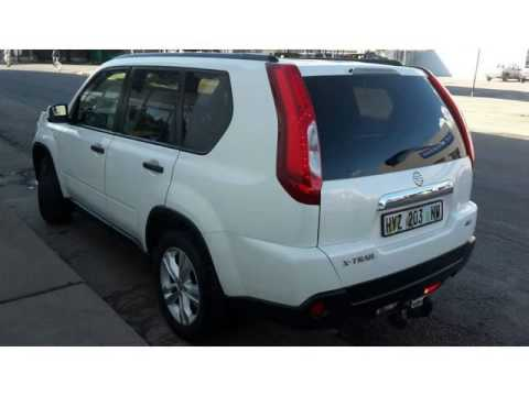 2012 NISSAN X-TRAIL 2.0dCi 4x2 XE, Usb Radio, Bluetooth Auto For Sale On Auto Trader South Africa