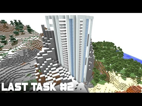Last Task 2.0 - Новая база и Необычная система мобов! (#2)