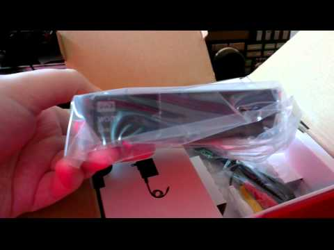 WD TV Live Streaming Media Player Unboxing