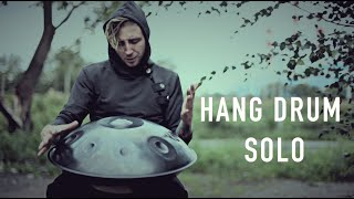 Hang Drum Depression Solo