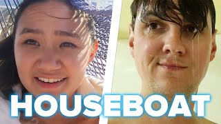 We Lived In A Houseboat