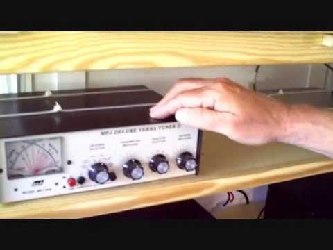 Emergency Amateur Radio Communication Trailer- Glen Sage- W4GHS