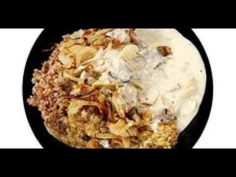 Сметанно-луковый соус рецепт от шеф-повара / Илья Лазерсон / русская кухня