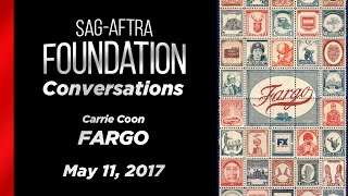 Conversations with Carrie Coon of FARGO