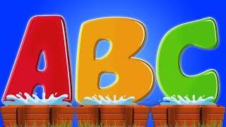 ABC canção | aprender o alfabeto | alfabeto em português para crianças | ABC Song in Portuguese