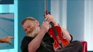 Brendan Gleeson on George Stroumboulopoulos Tonight: INTERVIEW