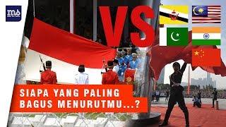 Bandingkan: Inilah Cara Negara Lain Mengibarkan Bendera