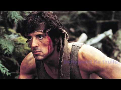 Sylvester Stallone Is Exicted About Rambo's Remake Done By Tiger Shroff