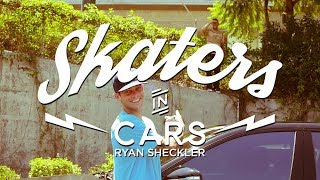 Skaters In Cars: Ryan Sheckler   X Games