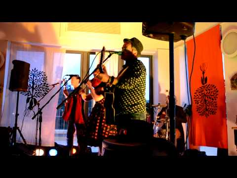 3 Daft Monkeys - One Fine Day - Live at The Eden Cafe June 8th 2012