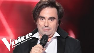 Chantal Goya (Becassine) |Frédéric Longbois | The Voice France 2018 | Blind Audition