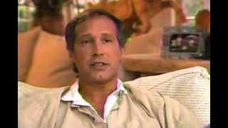West 57th: Chevy Chase interview [1989]