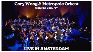 Cory Wong & Metropole Orkest // FULL LIVE SHOW