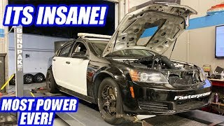 Uncle Sam Hits The Dyno On His Quest For 1000HP! (And Ends The Night With Broken Pieces)
