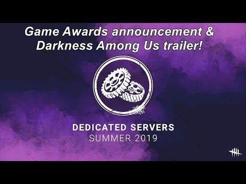 Dead By Daylight| Video Game Awards announcement news! Legion trailer!