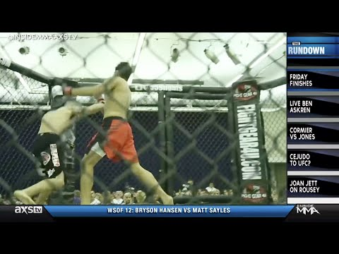 A Double Dose of Friday Finishes Featuring Victorium The Hill Fighters and More on Inside MMA