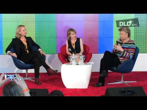 Freedom of the Internet: Europe and the US (Viviane Reding, Miriam Meckel, Diane Brady) | DLDnyc 14