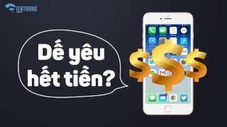 Hướng dẫn cách nạp tiền mua thẻ card điện thoại online Viettel, Mobifone, Vinaphone, Vietnamobile