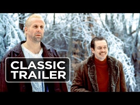 Fargo Trailer - Jerry Lundegaard's (William H. Macy) inept crime falls apart due to his and his henchmen's bungling and the persistent police work of pregnant Marge Gunderson (Frances McDormand).