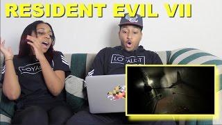 "Resident Evil 7 biohazard - TAPE-2 ""The Bakers"" Trailer   PS4, PS VR Reaction!!"